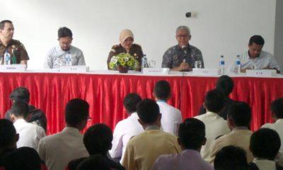 JMS dan Nobar Dikemas Demi Pahamkan Korupsi ke Pelajar Batu