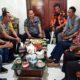 Jaga Kondusifitas Keamanan , Kapolres Batu Kunjungi Pemuda Pancasila