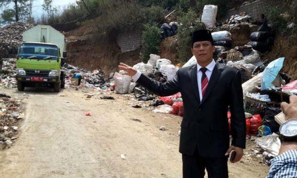 Komisi C DPRD Kota Batu Sidak TPA Tlekung