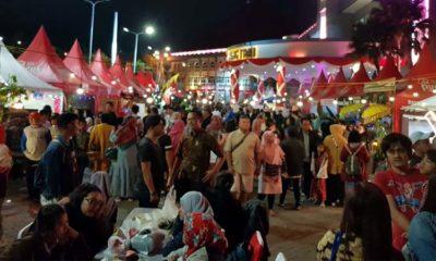 75 Jenis Makanan Terbaik Akan Berkompetisi di Batu Street Food Festival Besok