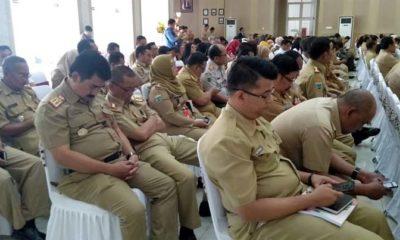 Puluhan Pejabat Pemkot Batu Tertidur saat Rapat Penting