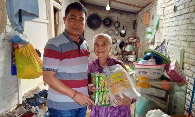 Anggota DPRD Kota Batu Dari Golkar Ini, Berikan Gaji Satu Bulan Untuk Bantu Masyarakat