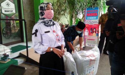 Fraksi PKS DPRD Kota Batu Bagikan 125 Hazmet