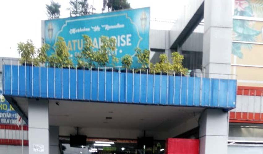 Batu Paradise Factory Outlet Masih Bandel Buka, Meski Sudah Dapat Teguran