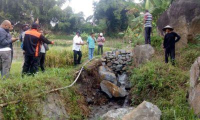 Situs Watu Gede Dihancurkan Kontraktor, Warga Dusun Jeding Junrejo Resah