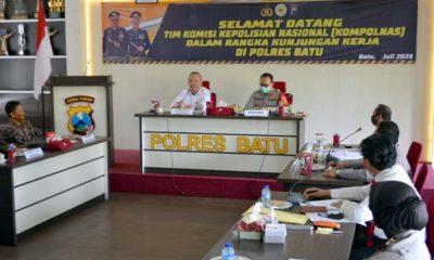 Kompolnas Kunjungi Omah Ayom, Berikan Penghargaan pada Tiga Polisi Berprestasi