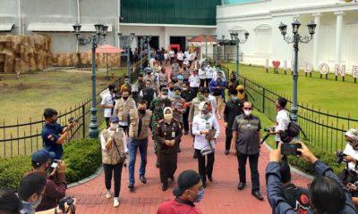 Walikota Batu dan Forkopimda Tinjau Kesiapan Jatim Park 3 Jelang Re Opening