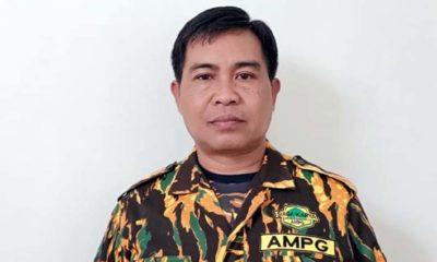 Ketua AMPG Kota Batu, Ilyas, S. Sos